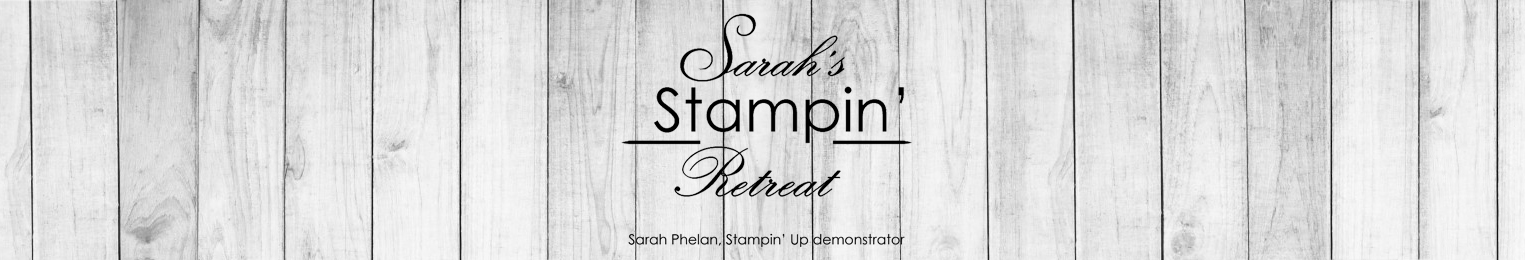 Sarah's Stampin' Retreat